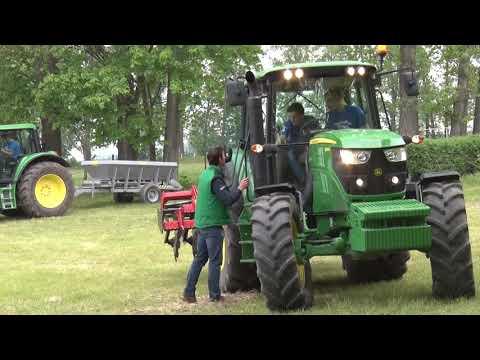 Wyjątkowy Uczniowski Pokaz Maszyn Rolniczych I Prac Polowych - VII Edycja Agroshow Trzcianka 2016