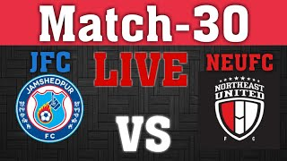 ISL-6 | Match-30 | JFC vs NEUFC | Jamshedpur vs NorthEast