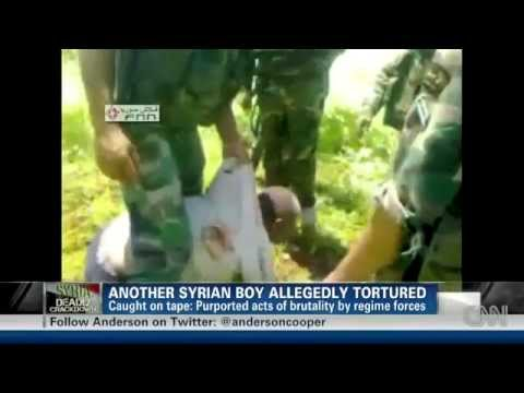 Syria: Human rights abuses & Crimes against humanity