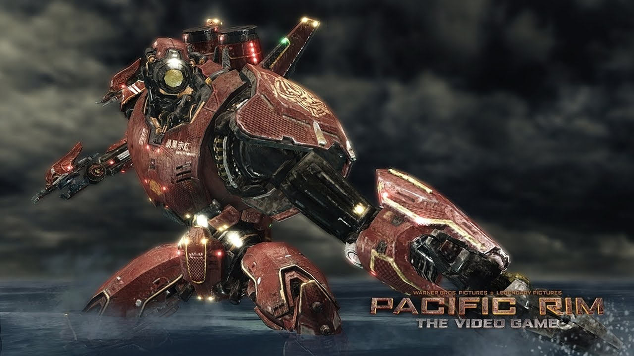 Download Pacific Rim: The Video Game Gameplay