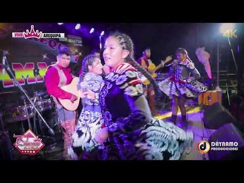 Las Princesas de la wayliya 2018 - Portales de chiguata