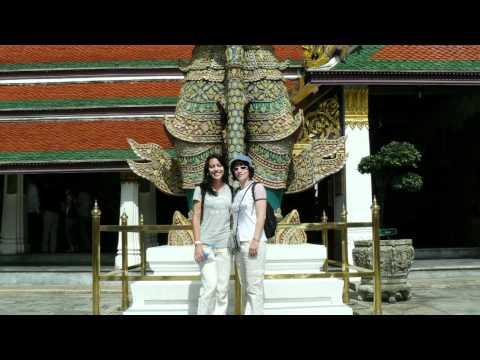 Thailand 2009 Jessica, Nico, Carmen