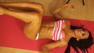 AMAZING Womens SIX-PACK Abs Workout!!