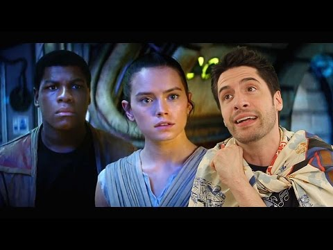 Star Wars: The Force Awakens trailer 3 review