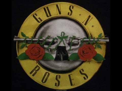 guns n' roses – attitude