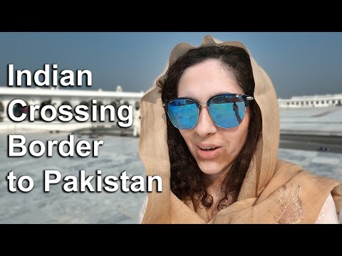 Sending My Indian Wife to PAKISTAN (Kartarpur Corridor & Gurudwara)