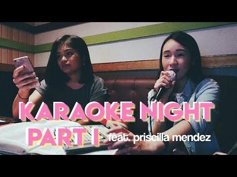 Karaoke Night Part I ♡ Nicole Faller
