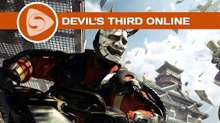 Devil's Third Online. Первый взгляд