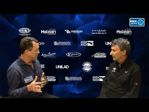 World Pool Series - Interview with Johnny Archer during the RYO RACK Classic Championship.