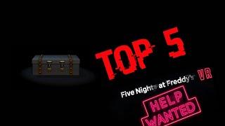 Top 5 wątków z FNAFA które mogą zostać rozwiązane we Five Nights At Freddy's VR Help Wanted