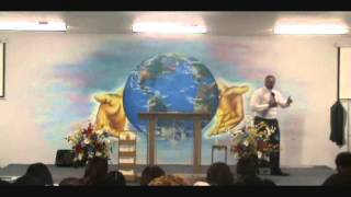 Pastor Bobby Smith- Separate Light From Darkness 1 John 1-5-7