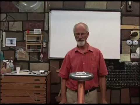 Fun with a Tabletop Tesla Coil