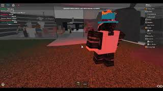 bombing archie_mahn bday party on roblox