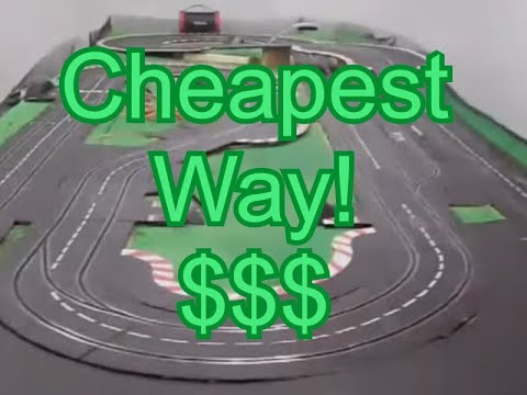 The Best Way to Expand Your Track (Carrera)