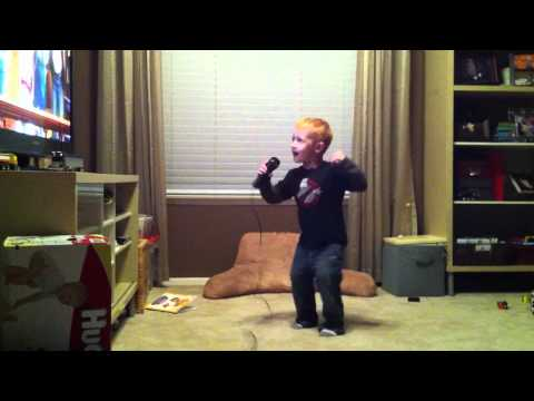 2012-02-06 - Caleb karaoke - Pirate Password