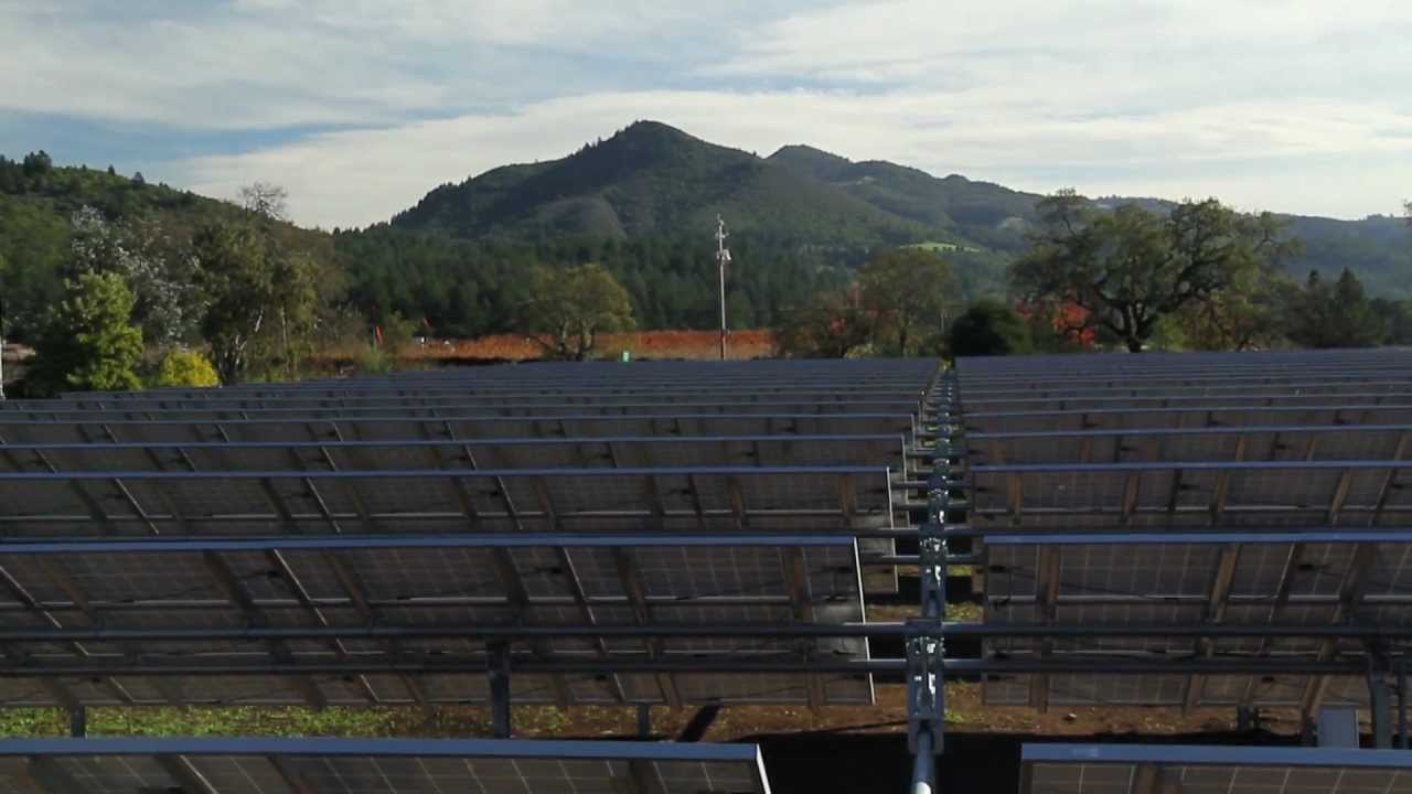County of Sonoma Solar Power System by SPG Solar
