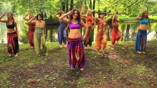 Zarema & Diana Studio. Индийские танцы. Начинающая группа.