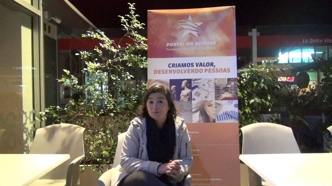 Testemunho Vanessa Leite Curso Decoracao De Interiores Lisboa Youtube