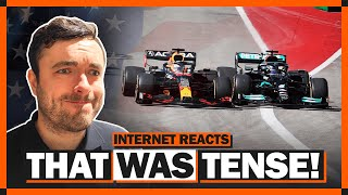 The Internets Best Reactions To The 2021 American Grand Prix