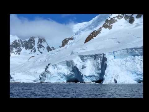Zodiac Ride in Orne Harbour - Antarctica