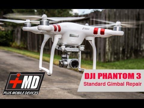 DJI Phantom3 Standard Gimbal repair
