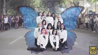 """[KPOP IN PUBLIC CHALLENGE] 이달의 소녀 (LOONA) """"Butterfly"""" 