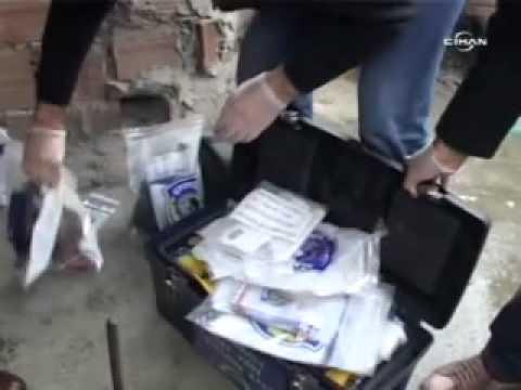 Bombacı ve molotofçular çatıda yakalandı Polis Haber polis.web.tr