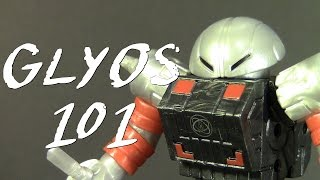 Glyos 101 Review: Robo Force (Toyfinity)
