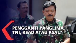 Siapa Pengganti Panglima TNI, KSAD atau KSAL?