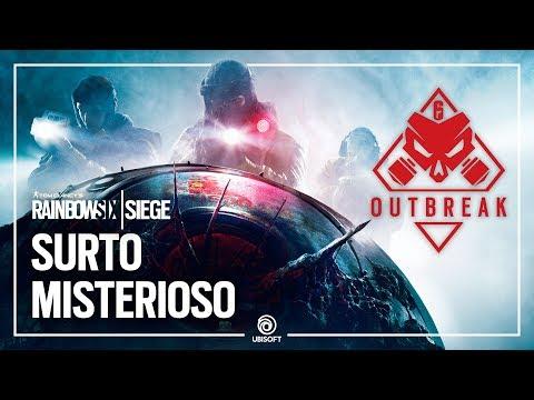 NÃO SURTE COM ESSE VIDEO! - Evento Outbreak - Rainbow Six Siege