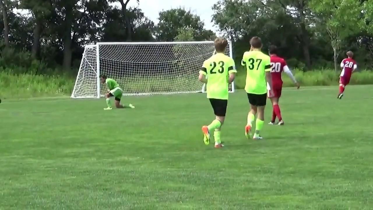 Ethan Quezada Soccer Highlight - YouTube