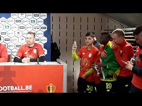 Standard-spelers verrassen Sa Pinto