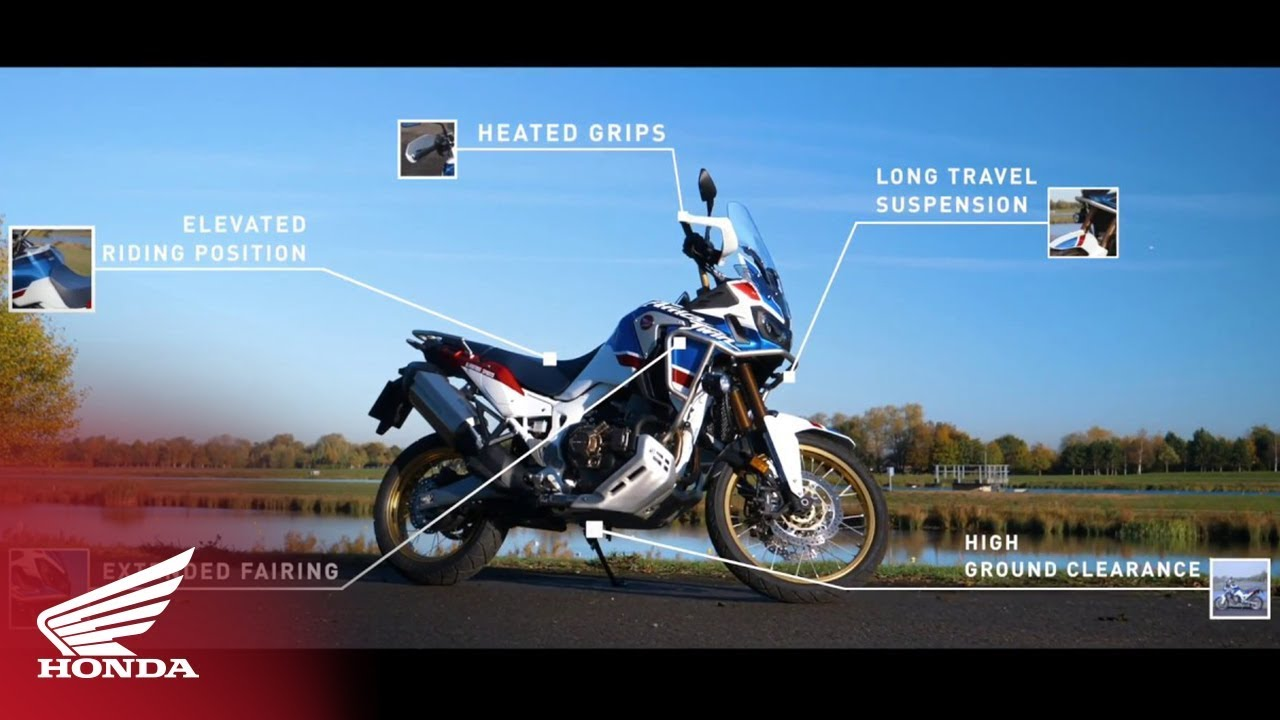 Top Facts About the Africa Twin Adventure Sport, Honda's Exceptional Off  Road Motorcycle