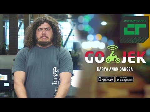GoJek Raises $12 Billion  Crunch Report