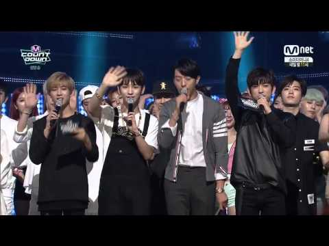 [HD] 150716 Girls' Generation (소녀시대) | PARTY FIRST WIN (1위 Win) | PARTY (Encore) @ M! Countdown