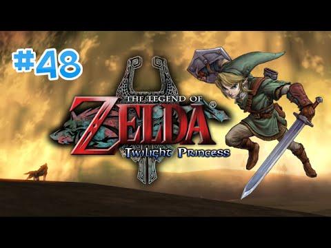Let's Play The Legend of Zelda: Twilight Princess BLIND [Part 48] - Restoring Ilia's Memory