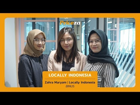 Top 12 Priceza Young Entrepreneur Competition 2018 - Loccaly Indonesia