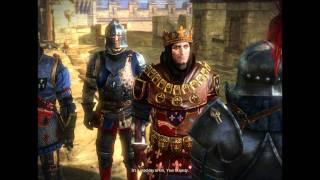 Witcher 2 gameplay the beginning HD