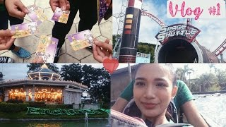 Baixar A day at Enchanted Kingdom! | Vlog #1 | Tyra C.