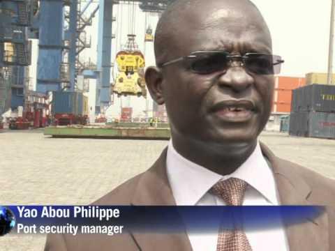 Abidjan port authorities criticise EU