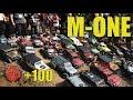 M-one 3rd Inter City Rc Crawler Meeting +100 Crawler Cars