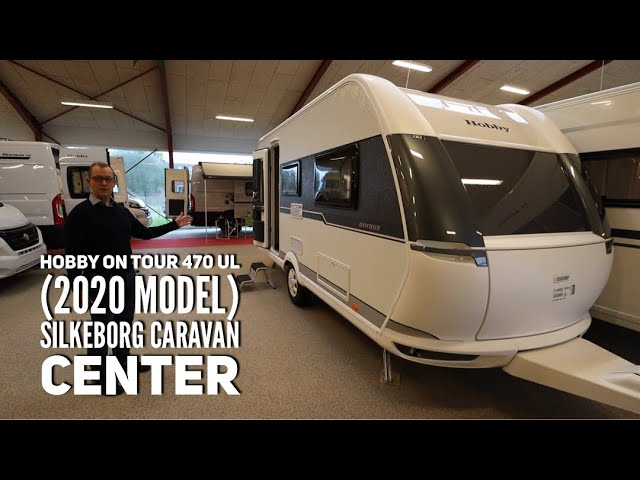 Hobby On Tour 470 UL (2020 model)