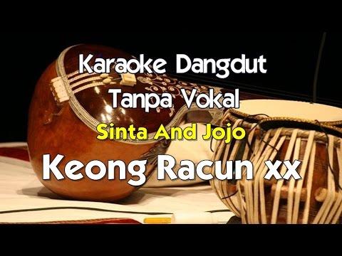 Karaoke Sinta And Jojo - Keong Racun xx