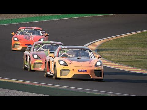 Assetto Corsa Competizione | GT4 Pack-DLC | PS4, Xbox One
