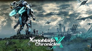 Xenoblade Chronicles X Wii-U gameplay