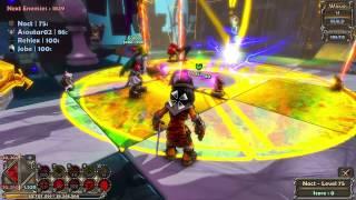 Dungeon Defenders! Kings Game NMHC Survival Build!