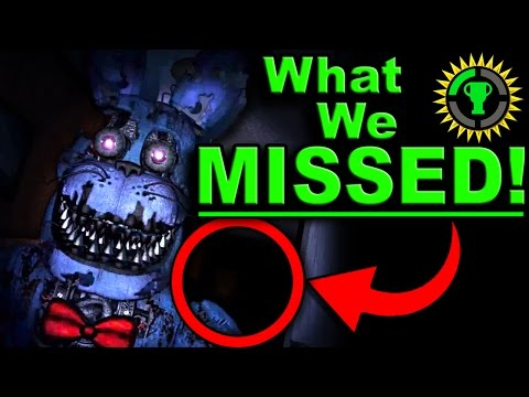 Thumbnail: Game Theory: FNAF, The Clue that SOLVES Five Nights at Freddy's!