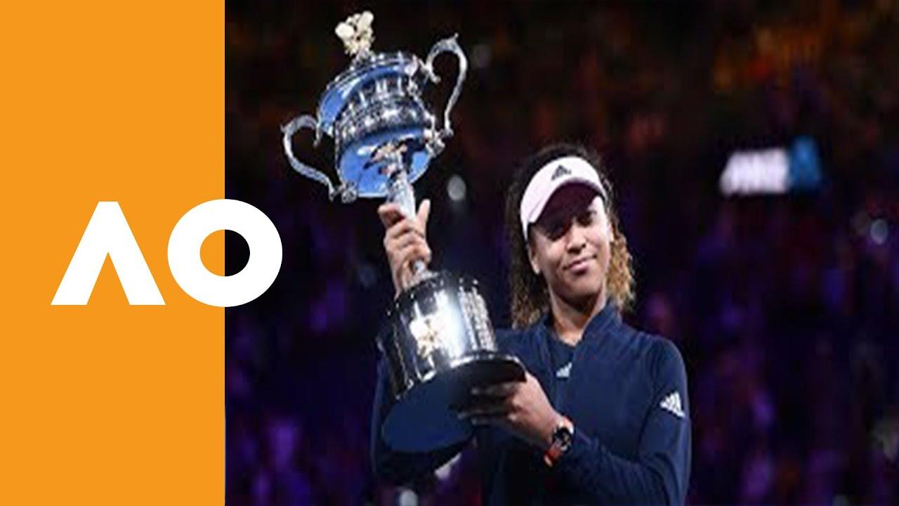 Relive Naomi Osaka's 2019 Australian Open Women's Singles Championship