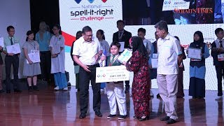 Surprise win for SK La Salle Ipoh's Ahmad Irfan