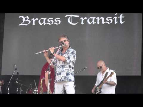 Colour my world - flute solo. performed by Brass Transit